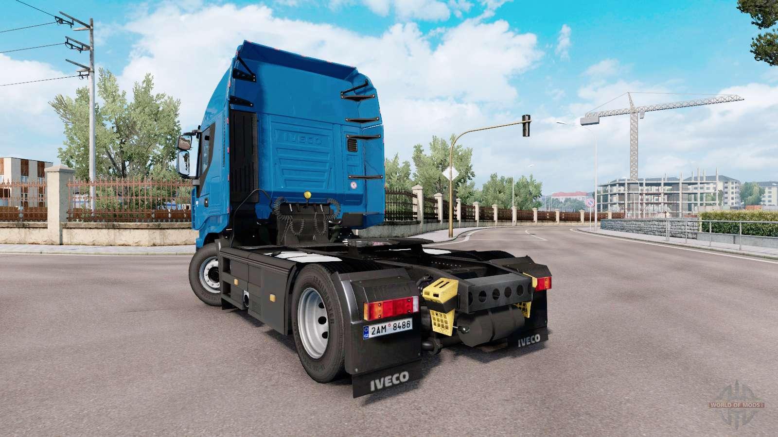 iveco stralis 560 2007 para euro truck simulator 2. Black Bedroom Furniture Sets. Home Design Ideas