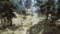 Bosque salvaje para MudRunner
