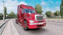 Freightliner Columbia Raised Roof 2000 para Euro Truck Simulator 2