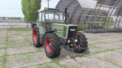 Fendt Farmer 312 LSA Turbomatik v1.2 para Farming Simulator 2017