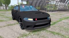 Dodge Charger SRT Hellcat 2015 Unmarked Police