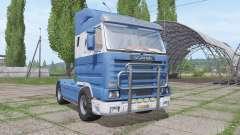 Scania 143M 500 para Farming Simulator 2017