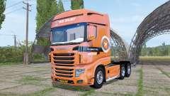 Scania R700 Evo V.D.Vlist