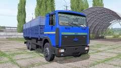 MAZ 5516А8-336 v1.2 para Farming Simulator 2017