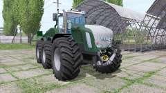Fendt TriSix Vario para Farming Simulator 2017