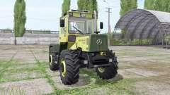 Mercedes-Benz Trac 700 para Farming Simulator 2017
