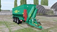Hawe ULW 3000 T para Farming Simulator 2017