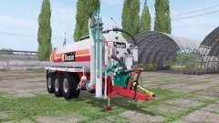 Bossini B200 para Farming Simulator 2017