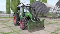 Fendt 209 S forest edition