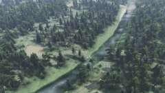 Rocky river para Spin Tires