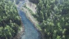 Río Tulika para Spin Tires
