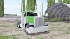 Peterbilt 389 Day Cab