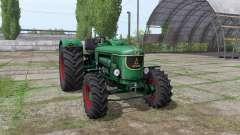 Deutz D 90 05 para Farming Simulator 2017
