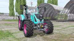 Fendt 724 Vario v1.1 para Farming Simulator 2017