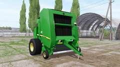 John Deere 568 para Farming Simulator 2017