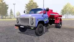 52 GAS Inflamable para Farming Simulator 2013