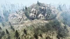 Entre las montañas para MudRunner