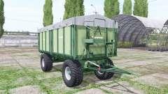 Krone Emsland DK 280 R para Farming Simulator 2017