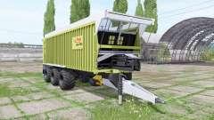 Fliegl ASW 398 ALU-TEC para Farming Simulator 2017