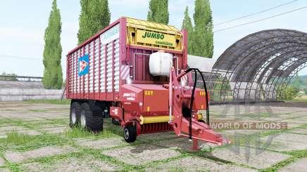 POTTINGER JUMBO 7210 Hansano para Farming Simulator 2017