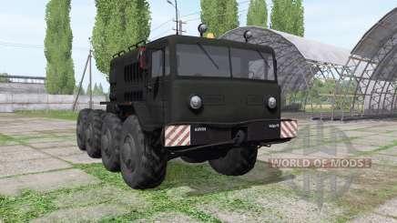 MAZ 537 1965 para Farming Simulator 2017