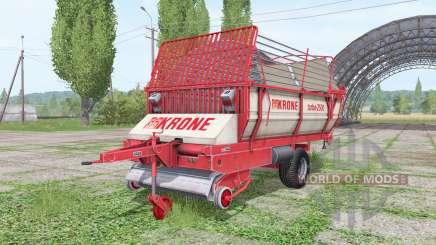 Krone Turbo 2500 para Farming Simulator 2017