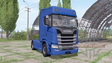 Scania S 520 v2.0 para Farming Simulator 2017