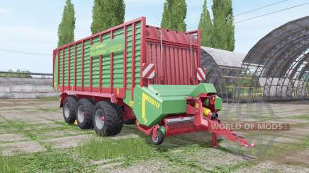 Strautmann Tera-Vitesse CFS 5201 DO para Farming Simulator 2017
