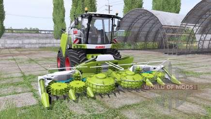 CLAAS Jaguar 930 para Farming Simulator 2017