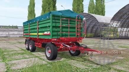 METALTECH DB 20 para Farming Simulator 2017