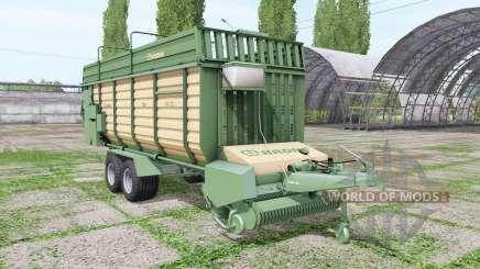 Krone Titan 6-42 GD para Farming Simulator 2017