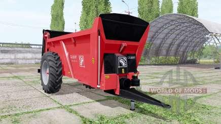 Gilibert Helios 15 para Farming Simulator 2017