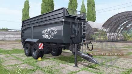 Krampe Big Body 790 v1.1 para Farming Simulator 2017