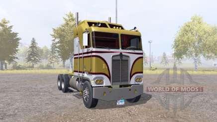 Kenworth K100 para Farming Simulator 2013
