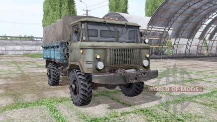 GAZ 66 para Farming Simulator 2017