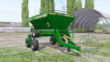 Stara Hercules 7000 para Farming Simulator 2017