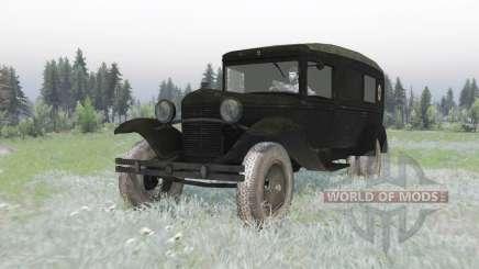 GAS 55 1938 Sanitarias v1.2 para Spin Tires