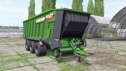 Fendt Tigo XR 100 para Farming Simulator 2017