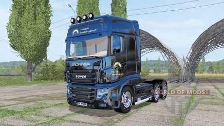 Scania R700 Evo Virtual Agriculture para Farming Simulator 2017