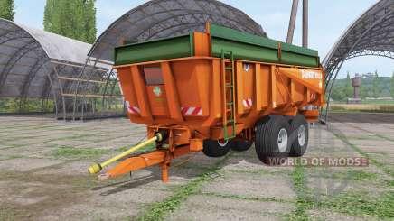 Dangreville BB 18 para Farming Simulator 2017