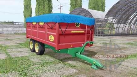 Marshall QM-11 para Farming Simulator 2017