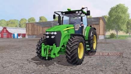 John Deere 7730 v1.2 para Farming Simulator 2015