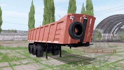 MAZ 953000-011 para Farming Simulator 2017