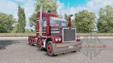 Western Star 4800 TS 8x4 para Euro Truck Simulator 2