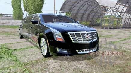 Cadillac XTS Limousine para Farming Simulator 2017