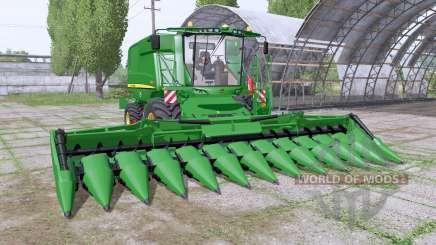 John Deere T660i para Farming Simulator 2017