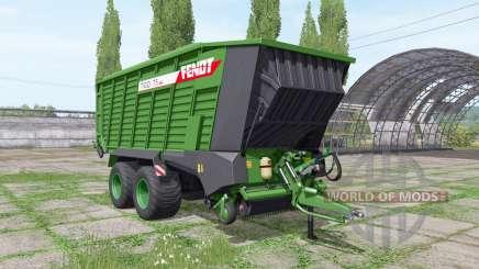 Fendt Tigo XR 75 para Farming Simulator 2017