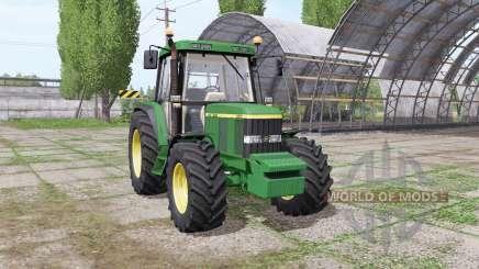 John Deere 6110 para Farming Simulator 2017