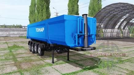 Tonar 95234 para Farming Simulator 2017