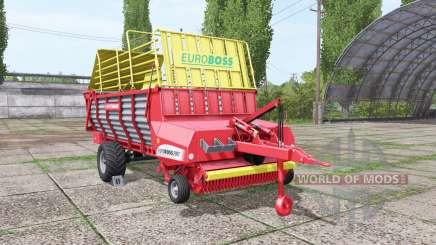 POTTINGER EUROBOSS 290 T para Farming Simulator 2017
